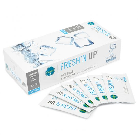 Fresh'n ups Towels (50/box) - Ongard