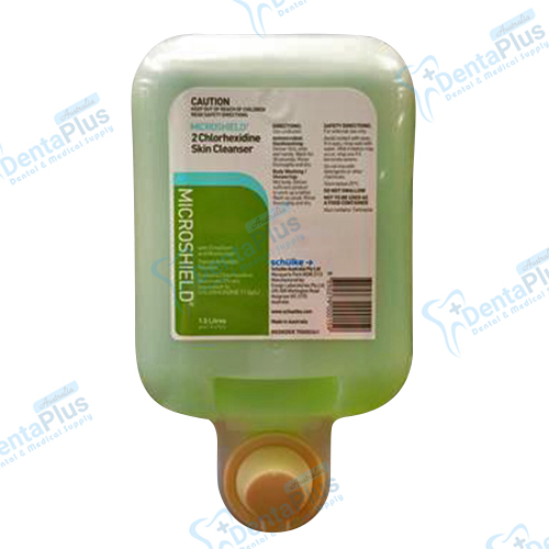 2% Chlorhexidine Skin Cleanser (1.5L Cassette for wall dispenser) - Microshield