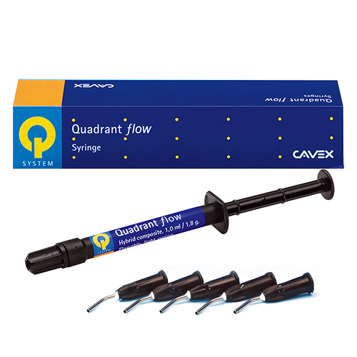Quadrant Flowable Composite Syringe