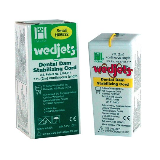 Wedjets - Rubber Dam Stabilizing Cord