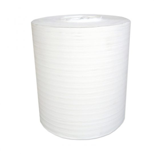 Center Pull 1 Ply Hand Towel Swan - 4 rolls/ctn (Centrefeed)