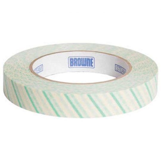 Autoclave Tape-Browne
