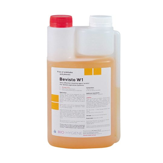 Bevisto W1 - Suction Cleaner (Acidic) -1Ltr