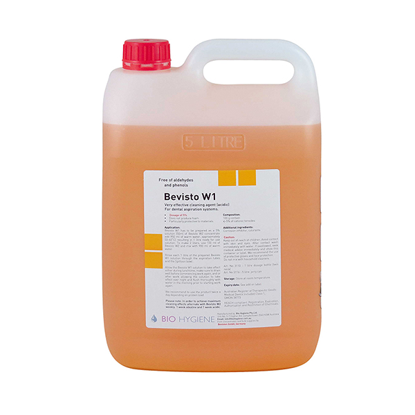 Bevisto W1 - Suction Cleaner (Acidic) -5Ltr