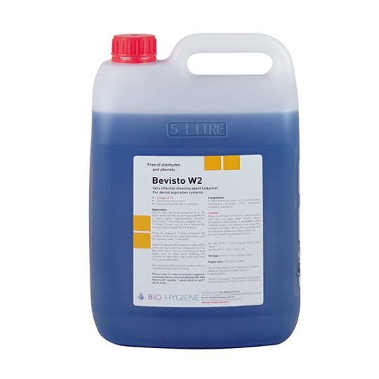 Bevisto W2 - Suction Cleaner (Alkaline) -5Ltr