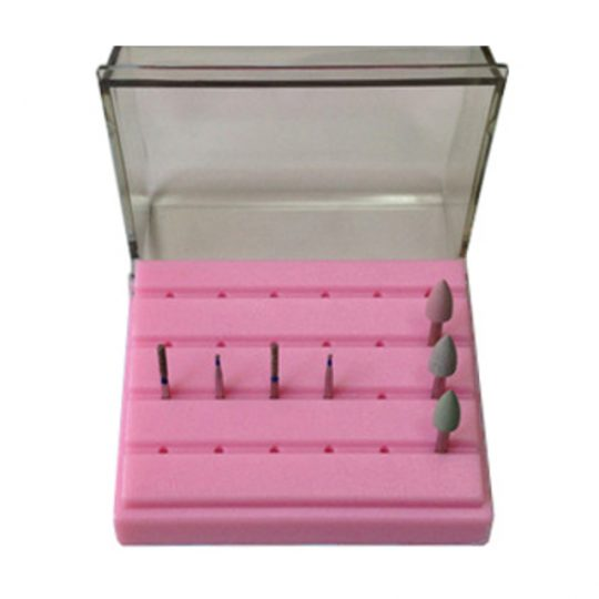 Burs Holder - Plastic 24 hole