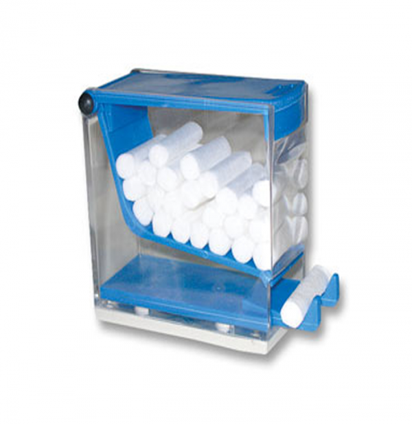 Cotton Roll Dispenser - Push Type -Each/pkt