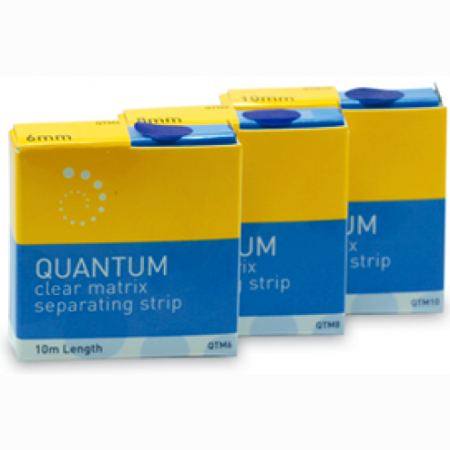 Quantum Clear Matrix Separating Strips - ADM