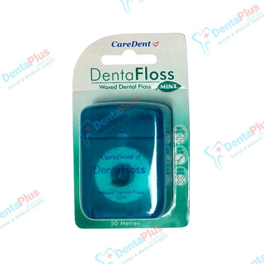 Dental Floss Mint (50M) - CareDent